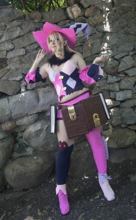 Magilou from Tales of Berseria