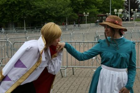 Howl from Howls Moving Castle worn by Link-rocket