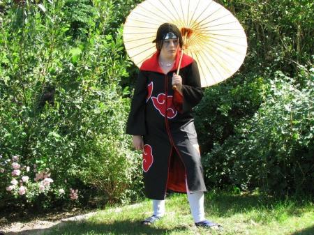 Itachi Uchiha from Naruto worn by YamisGuardianAngel