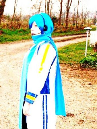 Kaito from Vocaloid worn by YamisGuardianAngel