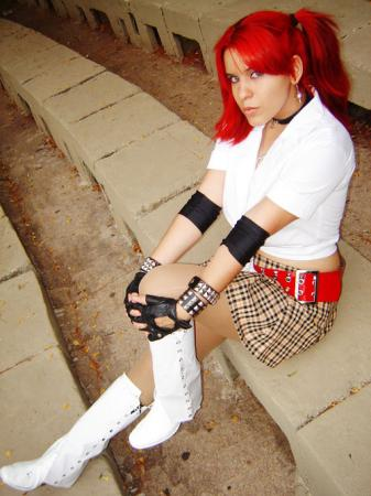 Candy Kane from Rumble Roses