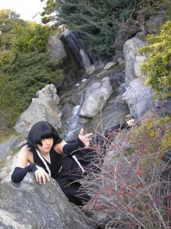 Soi Fong from Bleach