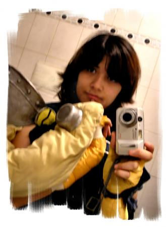 Yuffie Kisaragi from Final Fantasy VII