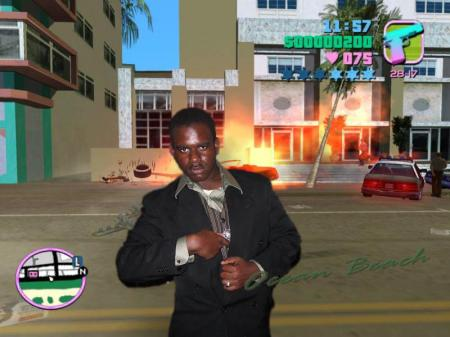 Lance Vance from Grand Theft Auto: Vice City