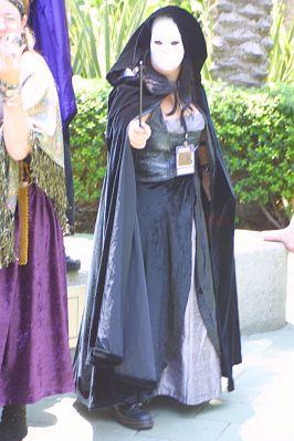Bellatrix Lestrange  (Black) from Harry Potter