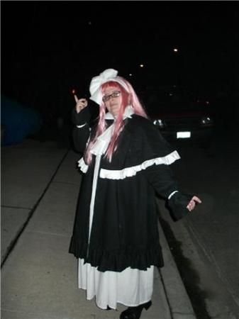 Witch from Makai Kingdom