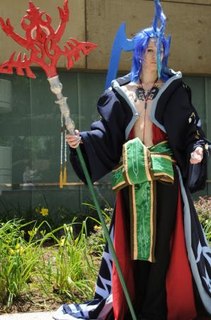 Seymour Guado from Final Fantasy X