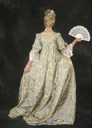 Madame de Pompadour from Doctor Who