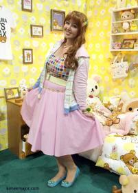 Moroboshi Kirari from iDOLM@STER Cinderella Girls worn by Aimee