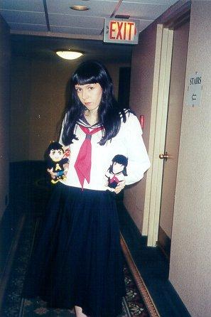 Arashi Kishuu from X/1999
