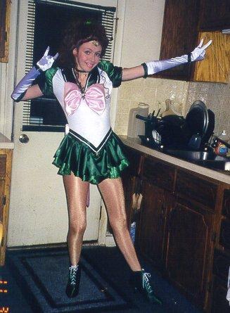 Sailor Jupiter from Sailor Moon