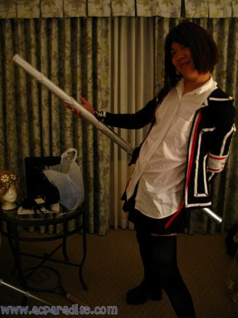 Yūki Cross from Vampire Knight worn by Lionboogy