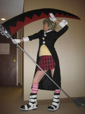 Maka Albarn from Soul Eater (Worn by Lionboogy)