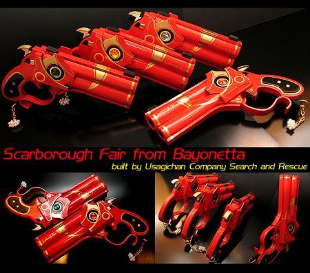 Bayonetta from Bayonetta worn by Lionboogy