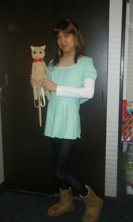 Kagura Sohma from Fruits Basket (Worn by Lionboogy)