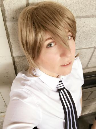 Goro Akechi from Persona 5 worn by Ellome