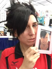 Kuroo Tetsurou from Haikyuu!! worn by Ellome