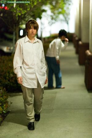 Light Yagami / Raito from Death Note worn by Ellome