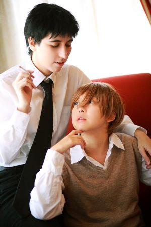 You Miyagi from Junjou Romantica (Worn by Ellome)