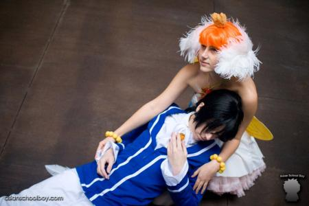 Fakir from Princess Tutu (Worn by Ellome)