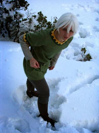 Jack Frost from Jack of Fables worn by Ellome