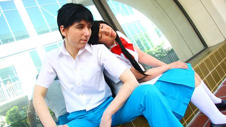 Shota Kazehaya from Kimi ni Todoke (Worn by Ellome)