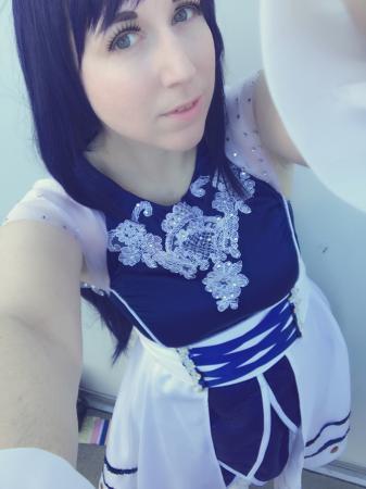 Chihaya Kisaragi from iDOLM@STER
