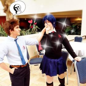 Yu Kashima from Monthly Girls' Nozaki-kun worn by Ellome