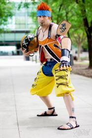 Wakka from Final Fantasy X worn by negativedreamer