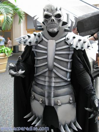 Skull Knight from Berserk worn by negativedreamer