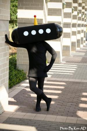 Mu from Beautiful Katamari worn by negativedreamer