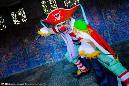 Buggy the Clown from One Piece