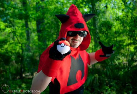 Team Magma Member from Pokemon