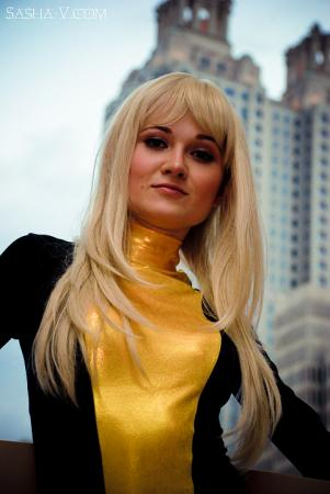 Magik from X-Men worn by Sewing Sasha