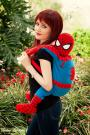 Mary Jane Watson 	 from Spider-man worn by Sewing Sasha