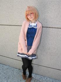 Mirai Kuriyama  from Beyond the Boundary worn by Sewing Sasha