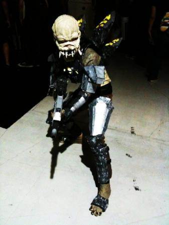 Chimera from Resistance 2 worn by Hyokenseisou