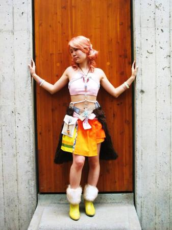 Oerba Dia Vanille from Final Fantasy XIII worn by Hyokenseisou