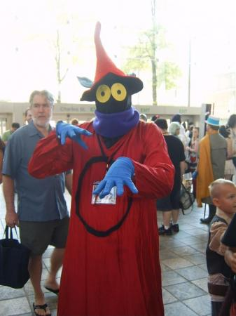 Orko from He-Man, Masters of the Universe