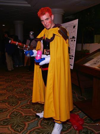 Gene Starwind from Outlaw Star worn by JonnyStarwind