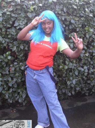 Alice from Dance Dance Revolution
