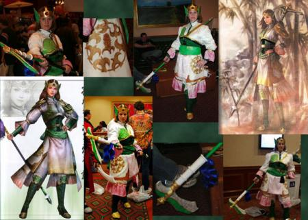 Yue Ying from Dynasty Warriors 5