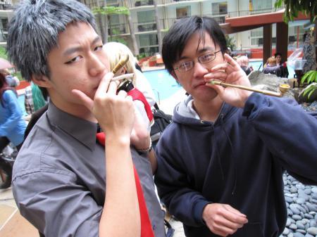 Ryotaro Dojima from Persona 4