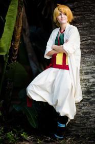 Alibaba Saluja from Magi Labyrinth of Magic worn by Yaminogame