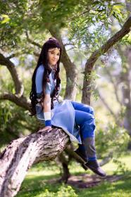 Katara from Avatar: The Last Airbender worn by Yaminogame