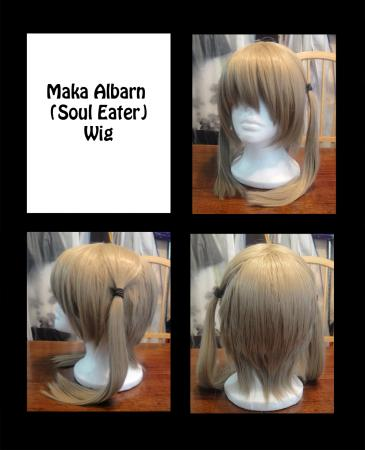 Maka Albarn from Soul Eater worn by Yaminogame