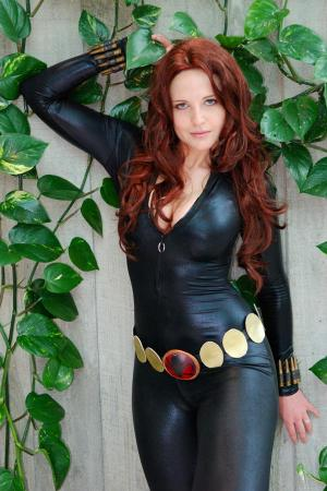 Black Widow - Natalia Romanova from Avengers, The