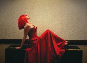 Madam Red from Black Butler worn by Devon