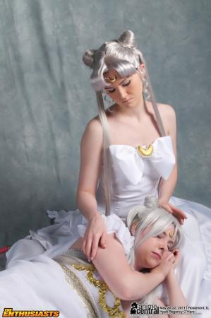 Queen Serenity from Sailor Moon worn by Miyuka