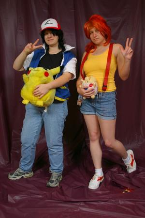 Misty / Kasumi from Pokemon worn by Karrissarella